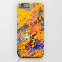 iPhone & iPod Case featuring ORANGE JUICE by mark jones