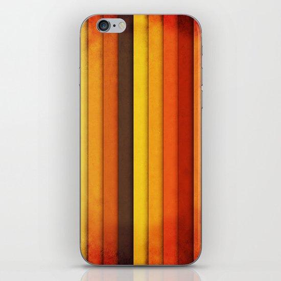 Vertical Grunge iPhone & iPod Skin
