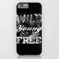 WILD YOUNG AND FREE iPhone 6 Slim Case