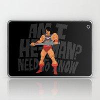 Am I He-Man? Laptop & iPad Skin