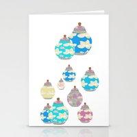 Oriental Jars Stationery Cards