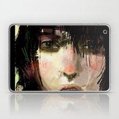 Poster Girl Laptop & iPad Skin