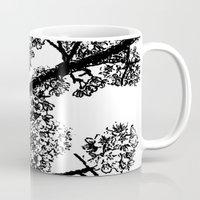 Cherry Blossom #6 Mug