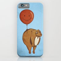 Float On, Bear, Float On iPhone 6 Slim Case