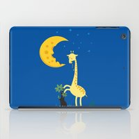 The Delicious Moon Cheese iPad Case