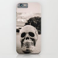 Downtown Skull iPhone 6 Slim Case