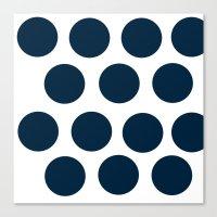 CircleCircle Canvas Print