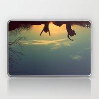 upsidedown&insideout Laptop & iPad Skin