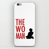 Irene Adler, The Woman -… iPhone & iPod Skin