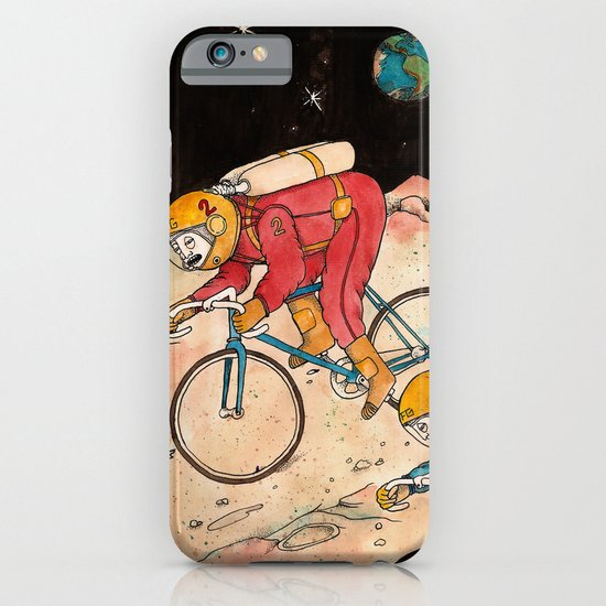 Lunar Keirin iPhone & iPod Case