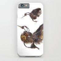 Rad's Hummingbirds iPhone 6 Slim Case