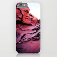 iPhone & iPod Case featuring Rainbow Canyon by Forgotten Beauty