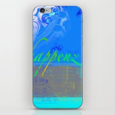 Happenz iPhone & iPod Skin