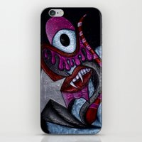 Vampire Life iPhone & iPod Skin
