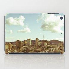 City By The Bay iPad Case