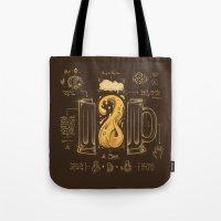 Le Beer (Elixir of Life) Tote Bag
