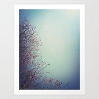 Spring Awakening III Art Print