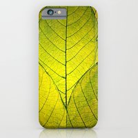 iPhone & iPod Case featuring Every Leaf a Flower by RDelean