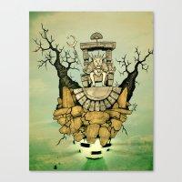 Air Apparent Canvas Print