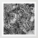 Nightfallen Art Print