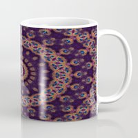 Peacock Jewel Mug
