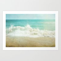 Sea-Licous Art Print