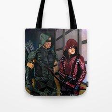Arrowverse Tote Bag