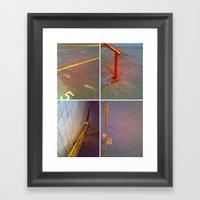 The Little Souvenirs We … Framed Art Print