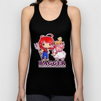 BAGGER Lotje And The Far… Unisex Tank Top