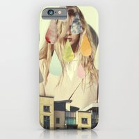 iPhone & iPod Case featuring trois by cardboardcities