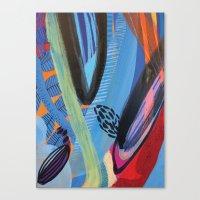 Drops III Canvas Print