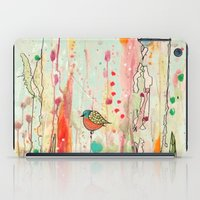 this strange feeling of liberty iPad Case