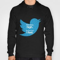 Birds Flying High. Hoody