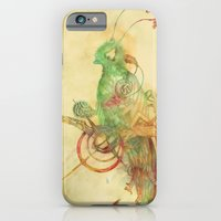 iPhone & iPod Case featuring Quetzall II by ChrisRIllustrations