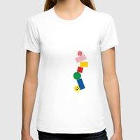 pixel T-shirts featuring Pixel by Pierre-Emmanuel Lyet