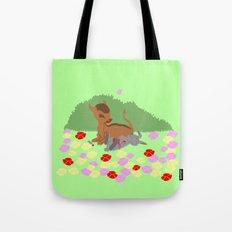 Zombi Tote Bag