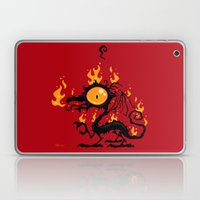 Backfire Laptop & iPad Skin