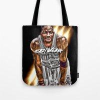 Jordan SMITH (THINK FRESH PRINCE) Tote Bag