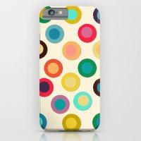 ivory pop spot iPhone 6 Slim Case