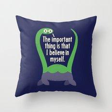 Myth Understood Throw Pillow