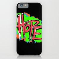Hope (retro Neon 80's St… iPhone 6 Slim Case