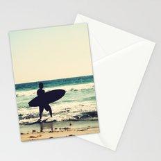 Vintage Surfer Stationery Cards