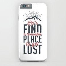FIND A PLACE iPhone 6 Slim Case