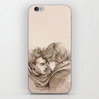 Whisper iPhone & iPod Skin