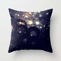 Datadoodle Sparkle Throw Pillow