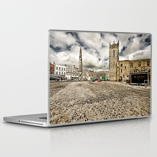 Richmond, North Yorkshire Laptop & iPad Skin