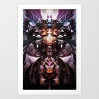 Juggernaut Art Print