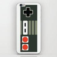 Simply NES iPhone & iPod Skin