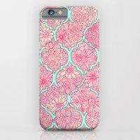 Moroccan Floral Lattice … iPhone 6 Slim Case