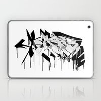 graffiti - AR3 Laptop & iPad Skin